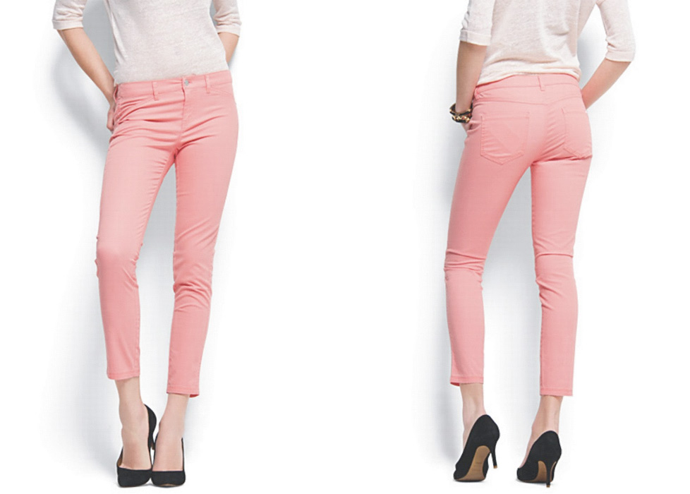 8 combinaciones con pantalones rosa mariela tv for Combinacion de color rosa