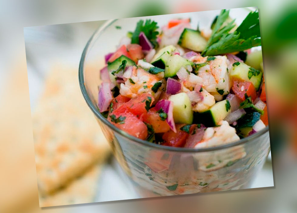 cevichedecamaronposter
