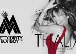 Thalía estrena video junto a Maluma