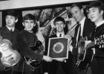 Falleció George Martin productor de The Beatles