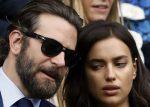 Bradley Cooper e Irina Shayk pasan mal rato en el torneo de Wimbledon