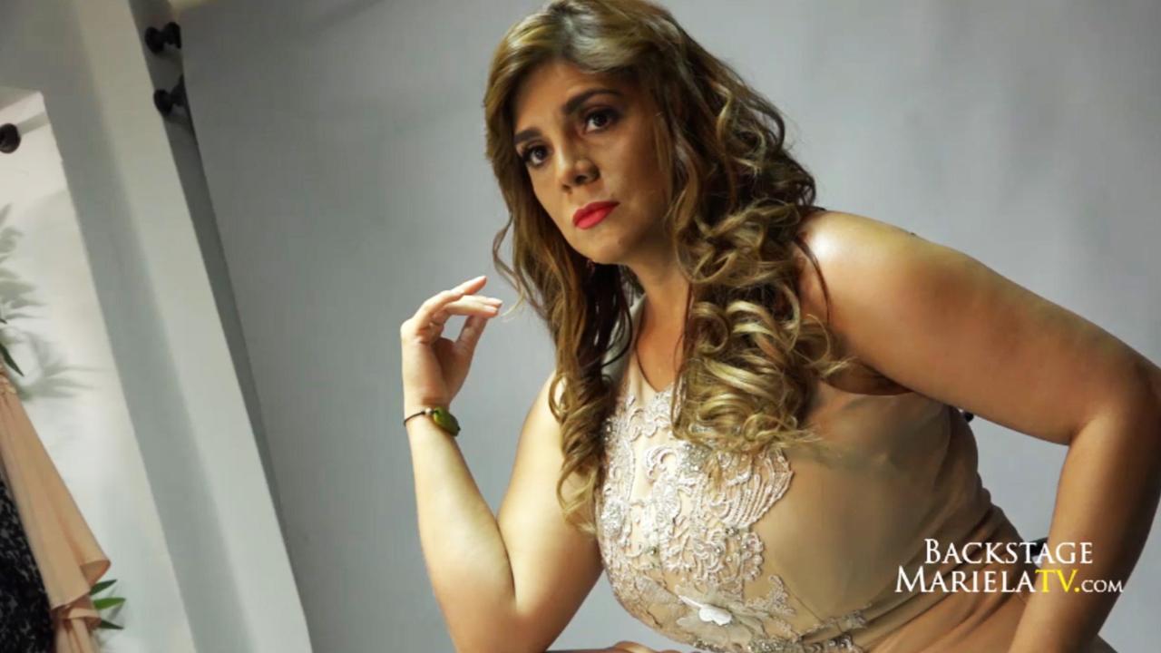 #BackstageRevistaMariela – Sofía Caiche