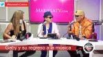 #MarielaEnCabina junto a: Gaby & Luis Tipan