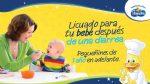 #TutorialMarielaTV – Licuado para tu bebé después de una diarrea