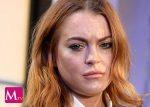 Lindsay Lohan casi pierde la mano en accidente en un bote