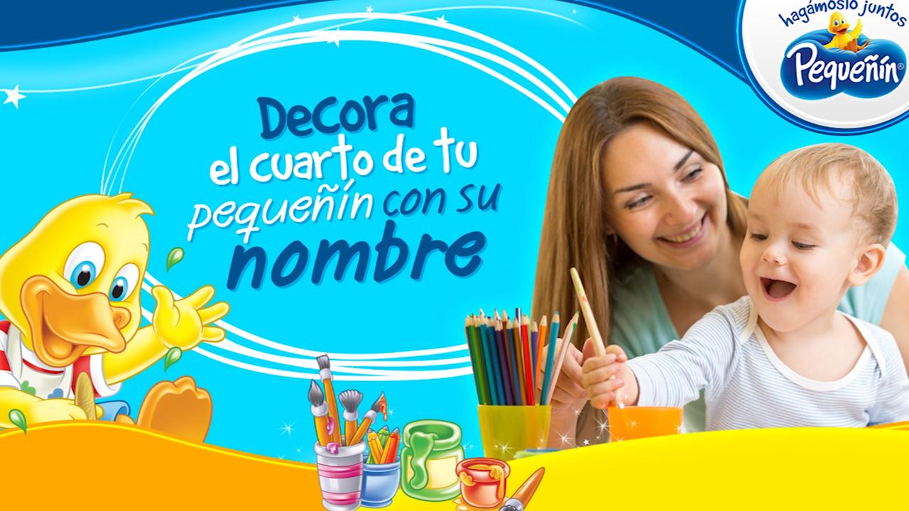 Aprende a Decorar el Cuarto de tu Bebé | Tutorial Mariela TV