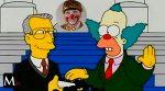 ¿Los Simpsons predijeron la postulación de Tiko Tiko a la Asamblea?