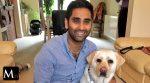 Persona no vidente revela los abusos que sufre a través de una cámara colocada en su perro