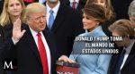 Empieza la era Trump en Estados Unidos
