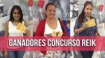 GANADORES Concurso Reik