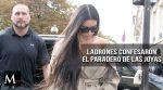 Los ladrones confesaron qué pasó con las joyas robadas a Kim Kardashian en París