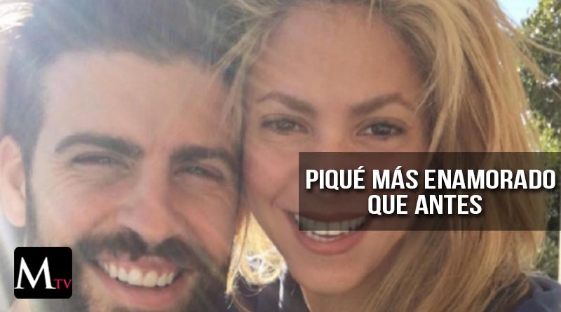El video que demuestra lo enamorado que está Gerard Piqué de Shakira