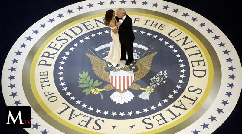Las mejor imágenen del baile de gala en honor al presidente Trump