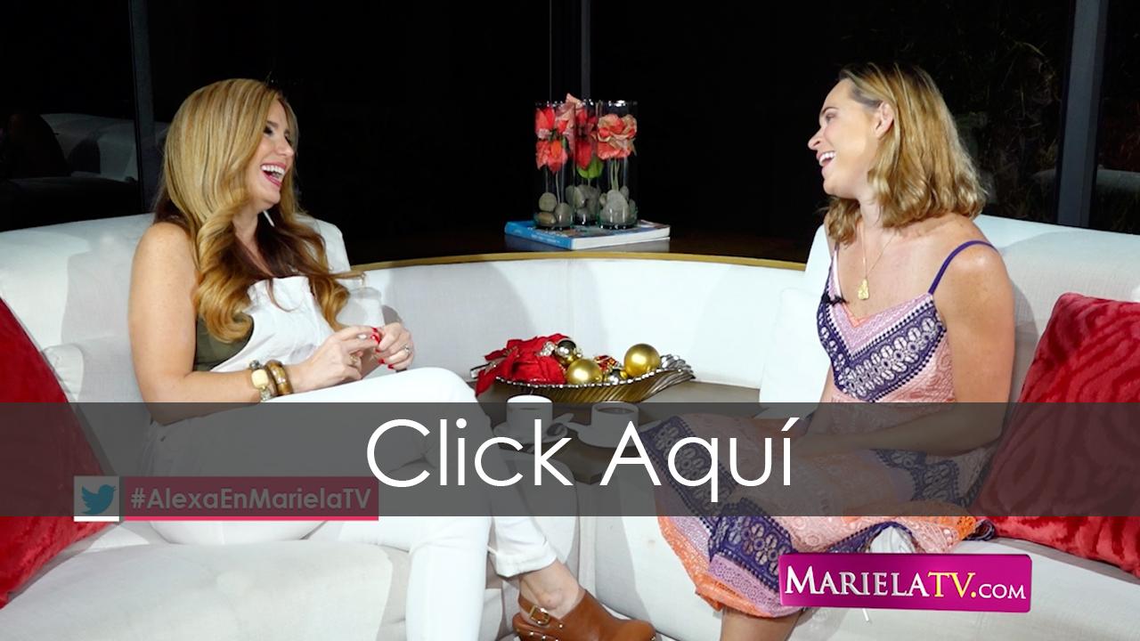 ALEXA ALTGELT | Miércoles de Mariela TV