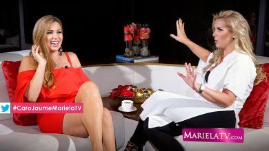 CAROLINA JAUME | Miércoles de Mariela TV