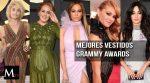 Los mejor vestidos de los premios Grammy 2017