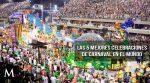 Tiempo de carnaval: las 5 mejores celebraciones del mundo