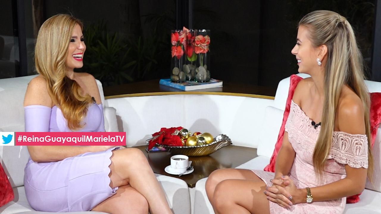 GERALDINE MEITZNER, Reina de Guayaquil | Miércoles de Mariela TV
