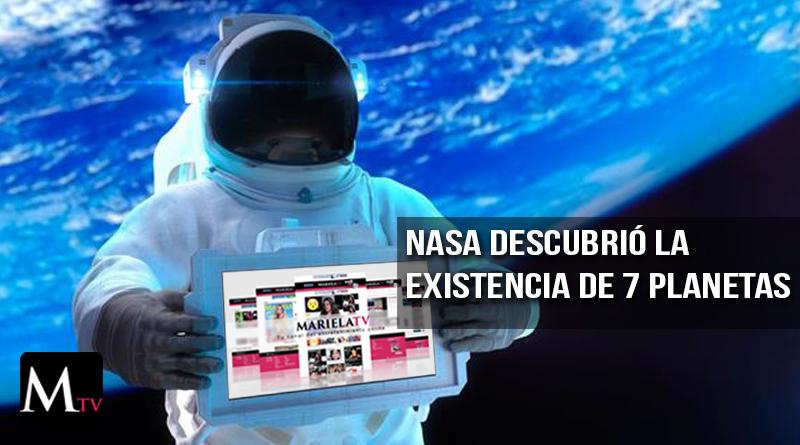Gran hallazgo realizado por la NASA fue anunciado