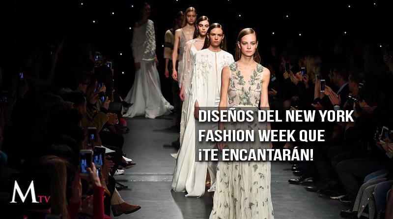 Las 5 propuestas del New York Fashion Week