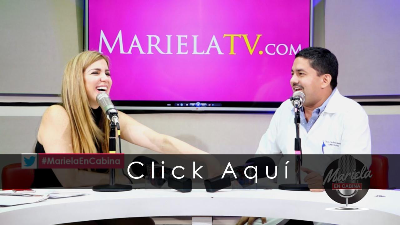 Resumen Mariela en cabina / Campaña Cáncer Cuello Uterino