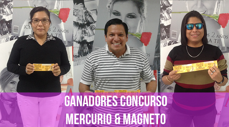 Concurso Magneto&Mercurio