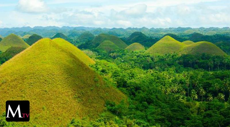 Bohol, isla de las Filipinas