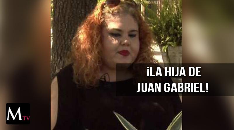 Mujer asegura ser la hija de Juan Gabriel según prueba