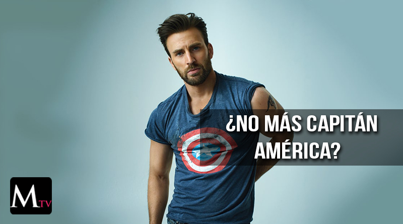 Chris Evans, ¿deja de ser Capitán América?