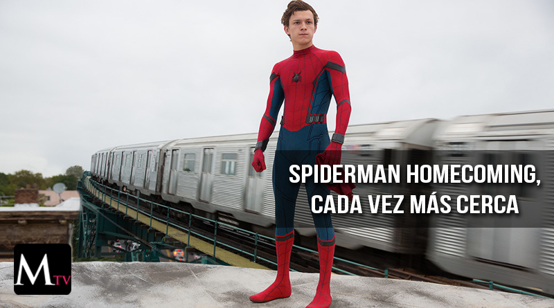Spiderman Homecoming, sale al aire el segundo trailer
