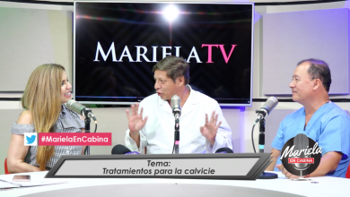 Mariela En Cabina – Drs. Kleber Ollague y Jorge Andrade
