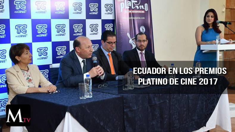 Andrés Crespo y Macarena Arias nominados a los los Premios Platino del cine Iberoamericano 2017