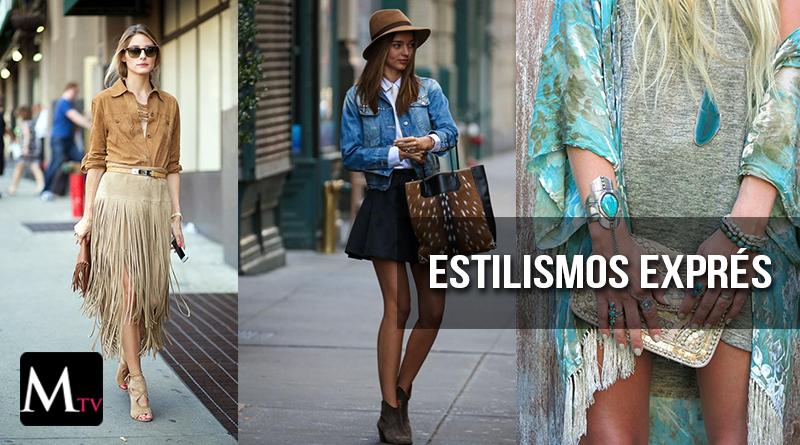 Cero dilemas, te mostramos 5 estilismos exprés por Mariu Pine