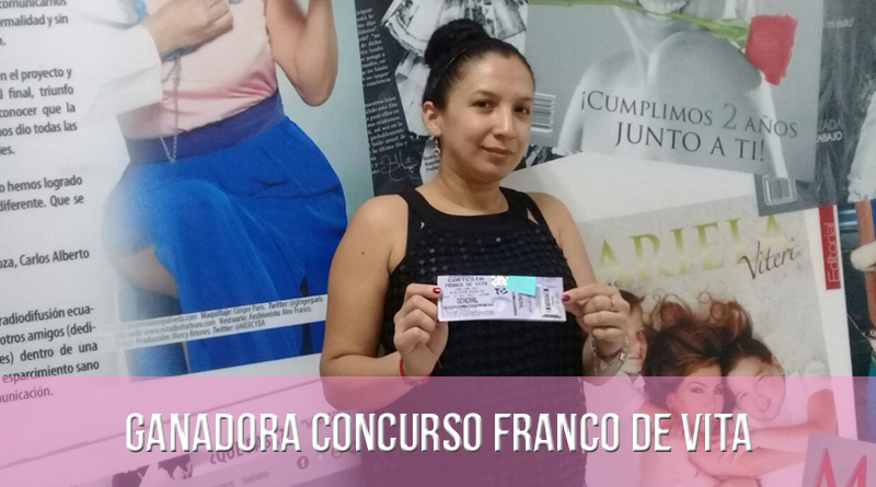Concurso Franco de Vita