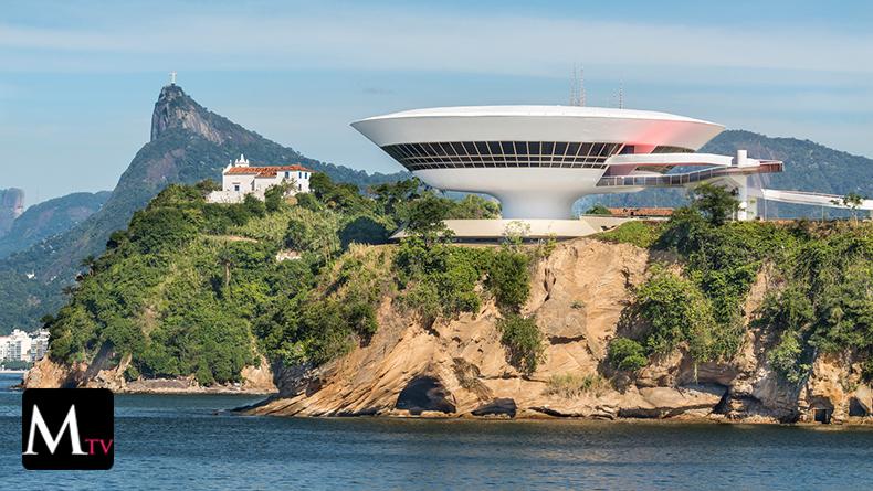 Museo de Arte Contemporáneo de Niterói, Río de Janeiro