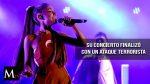 Atentado terrorista en el concierto de Ariana Grande