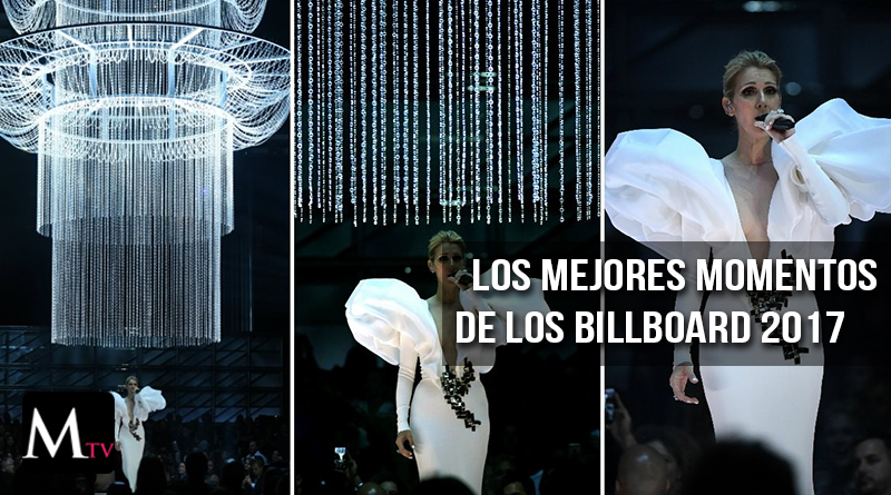 Los mejores momentos de los premios Billboard 2017