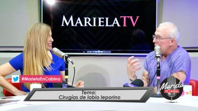 Mariela en Cabina – Dr. Jorge Palacios