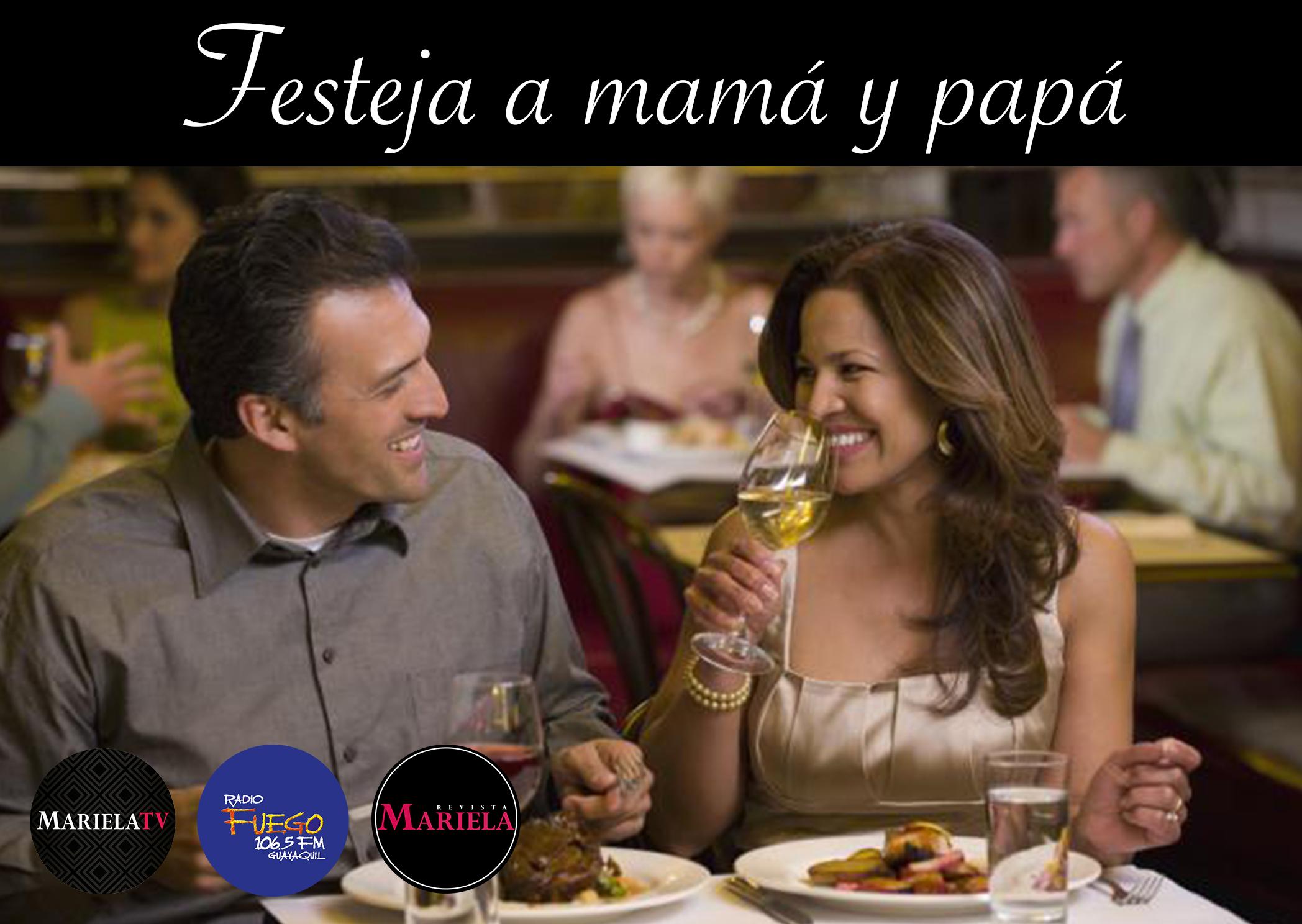 Concurso Festeja a Papá y Mamá