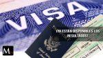 Resultados de la Lotería de Visas están disponibles