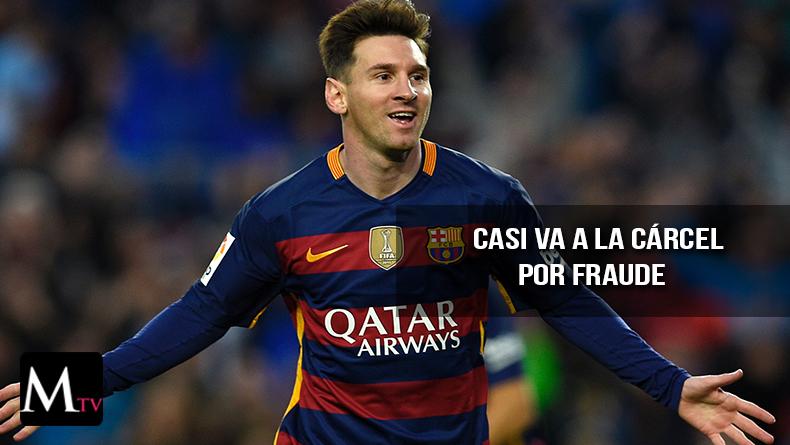 21 meses de prisión para Messi ¿Asistirá?