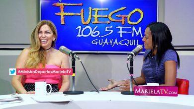 MarielaTV – Pamela Morcillo, Ministra de Deporte
