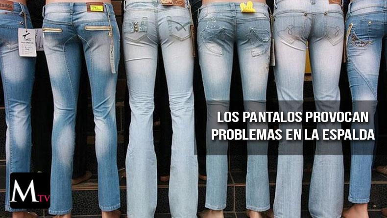 Los jeans afectan a tu salud