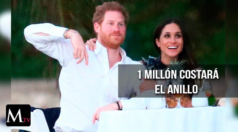 Príncipe Harry hará el anillo de compromiso con una pulsera de su mamá