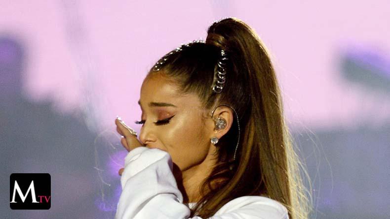 Ariana Grande se hace un tatuaje en honor a las víctimas del atentado