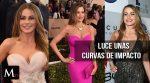 Luce unas curvas de impacto, como Sofía Vergara