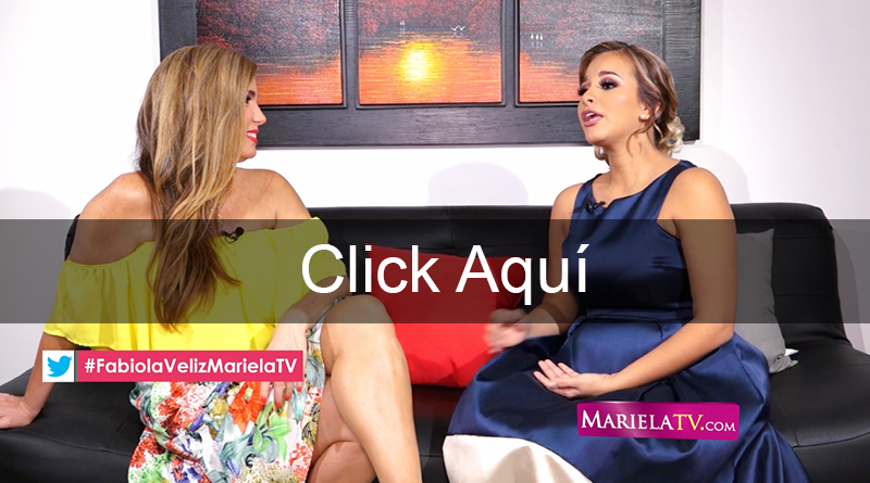 MarielaTV – Fabiola Veliz