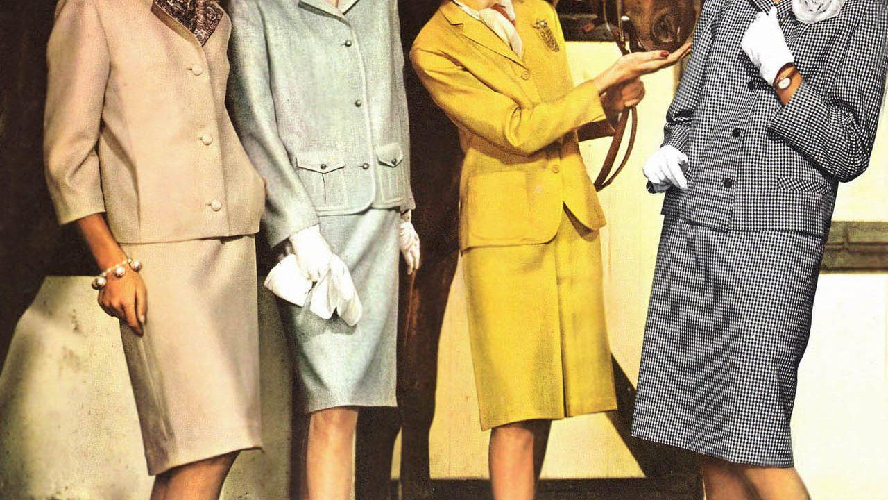 Moda de los 50, 60 y 70  ¿Qué hay detrás de estas décadas?